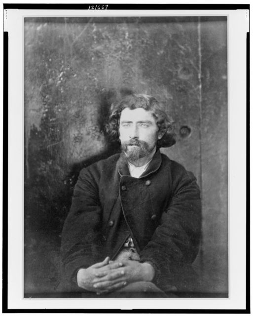 [Hartman Richter, half-length portrait, seated, facing slightly left]