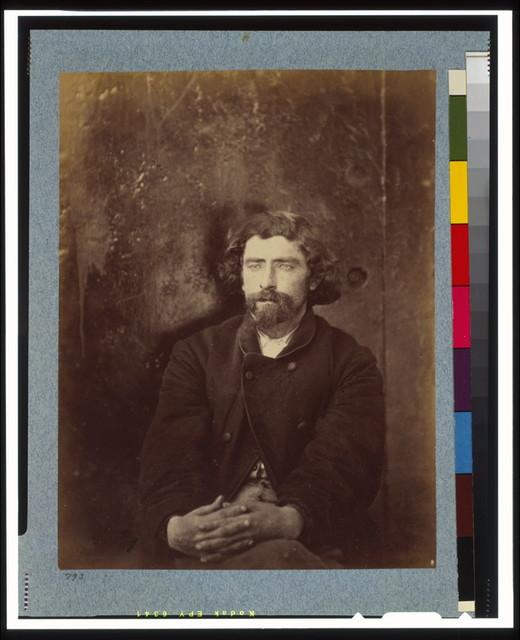 [Hartman Richter, half-length portrait, seated, facing slightly left]