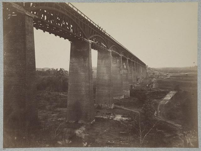 High bridge, Appomattox, Va.
