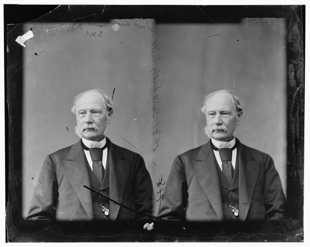 Hon. David Dudley Field of NY