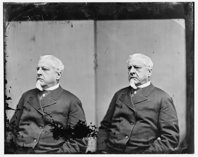 Hunt, Hon. Wm. Henry, Secty of Navy 1881, Born in Charleston, S.C. 1824, Supreme Court Justice, Minister to Russia