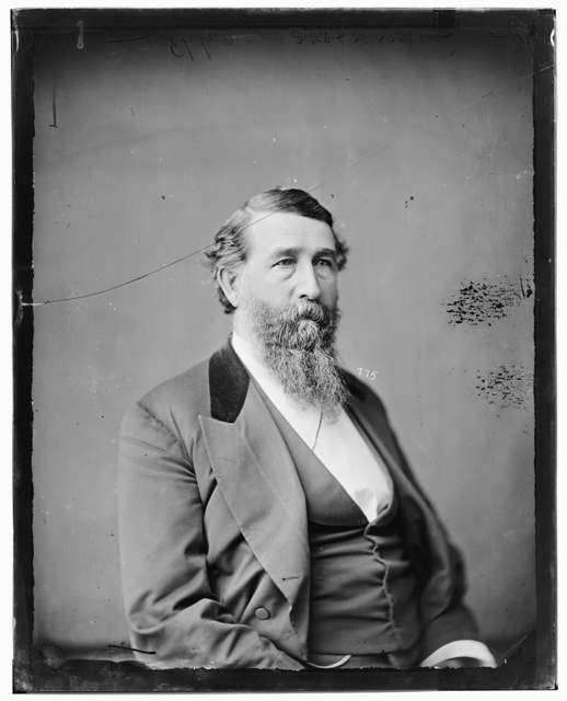 Hunter, Hon. Morton Craig of Ind. Presidential elector on the Republican ticket of Lincoln and Hamlin in 1860