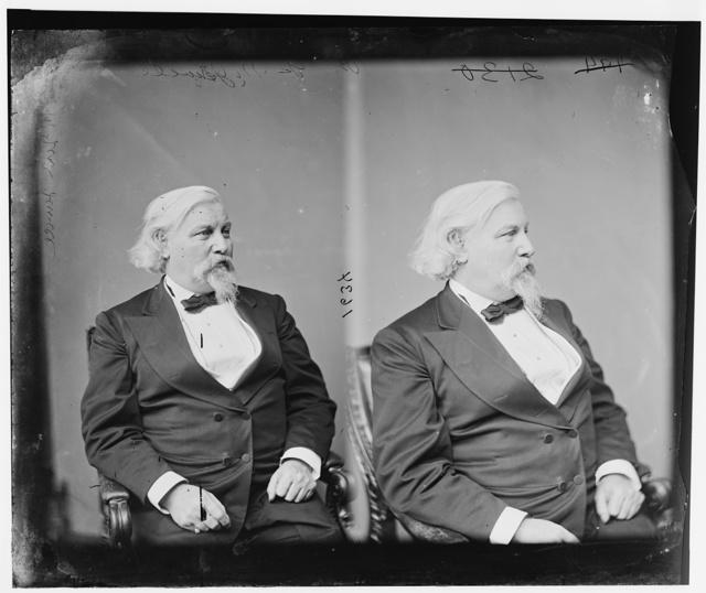 Jewell, Hon. Marshall, Post-Master General