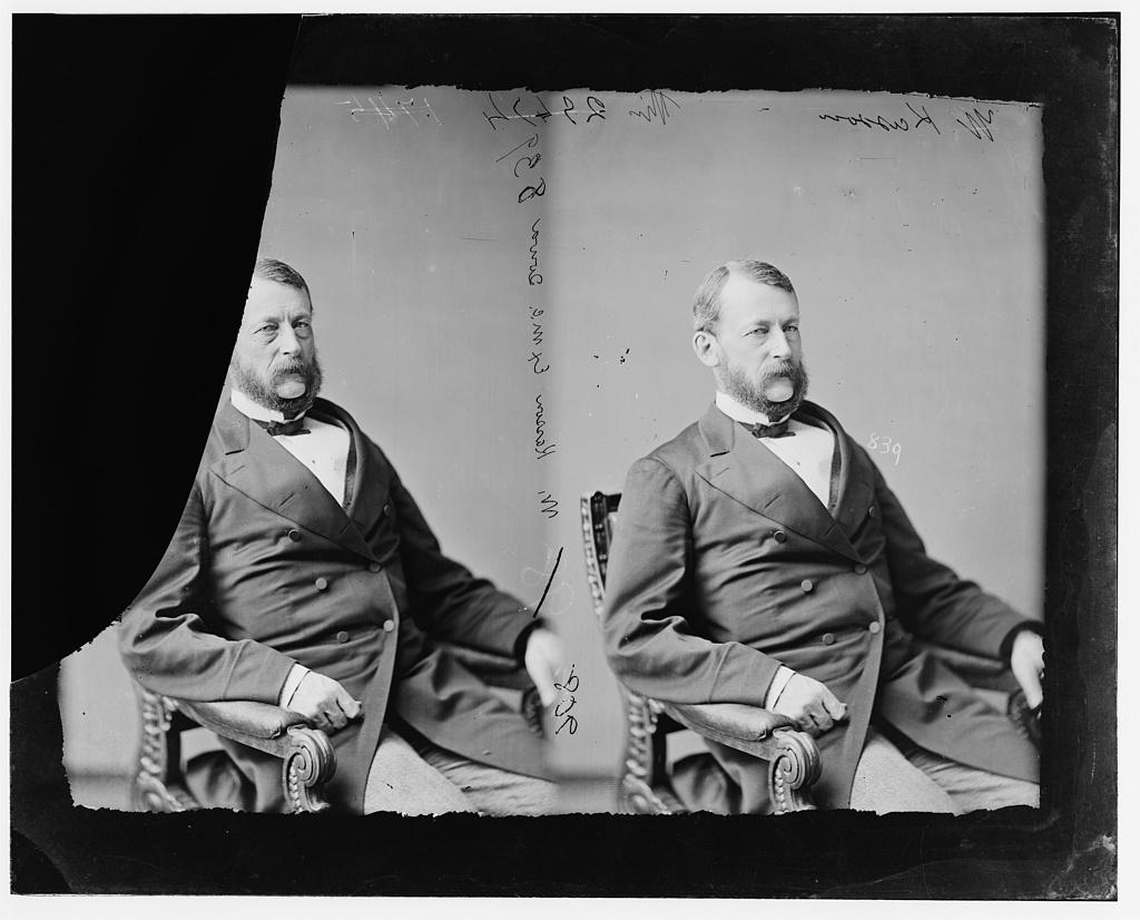 Kasson, Hon. John Adam. M.C. Iowa