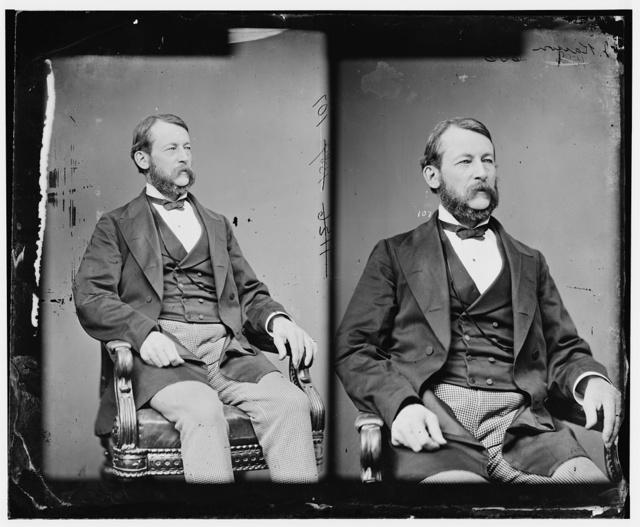 Kasson, Hon. John Adam of Iowa
