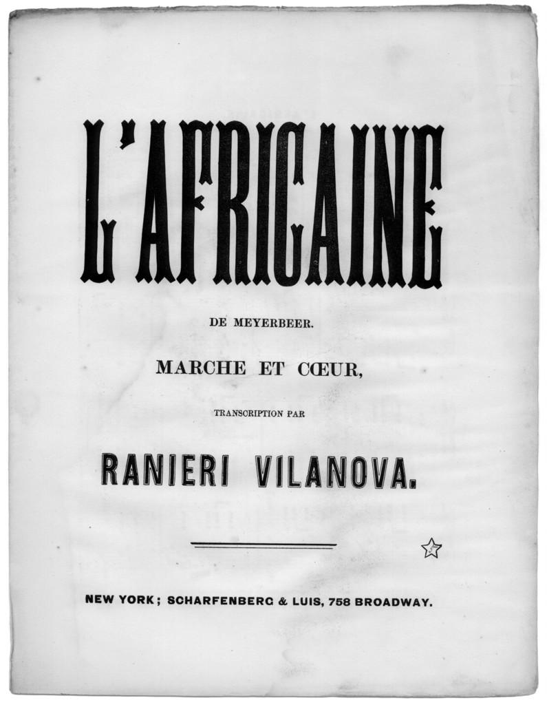 L' Africaine