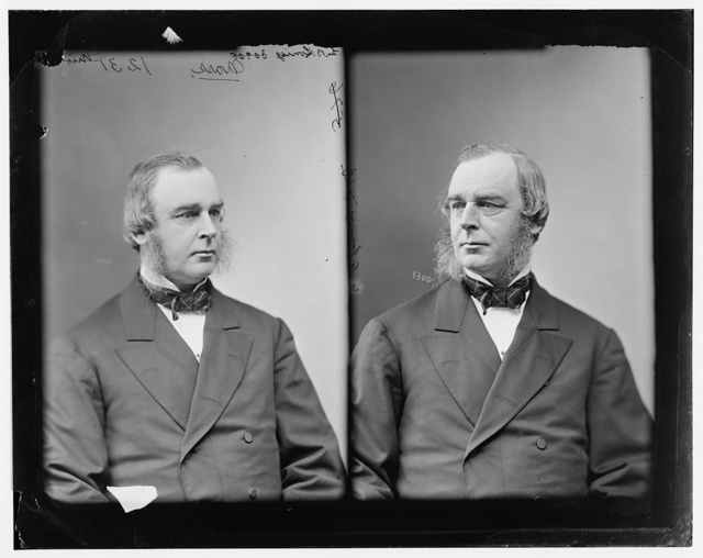 Loring, Hon. George Bailey, Rep of Mass. Surgeon of 7th Regt., Mass V. Militia, 1842-1844