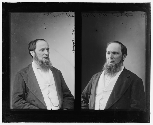 Marshall, Hon. Postmaster - General