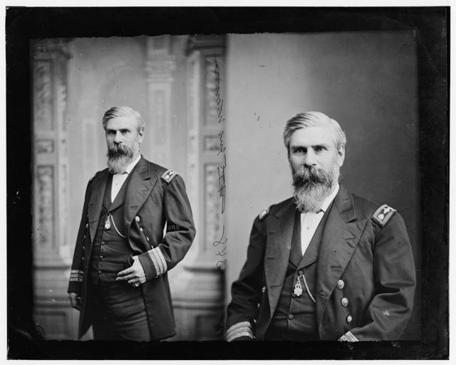 Moore, Capt. John M. U.S.N.