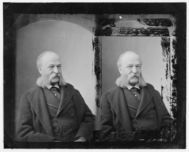 Morton, Hon. Levy Parsons of N.Y. (Vice Pres. Ben Harrison Admn.)