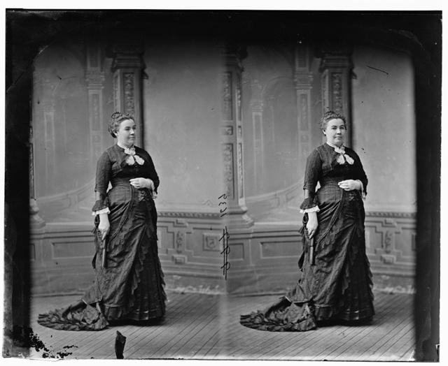 O'Gorman, Edith (escaped nun from Canada?)