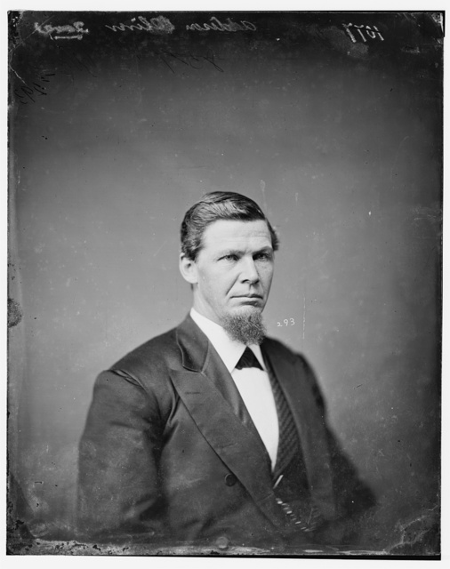 Oliver, Hon. Samuel Addison of Iowa Provost Marshal during Civil War