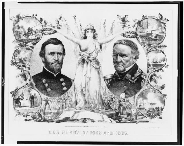 Our hero's of 1848 and 1865