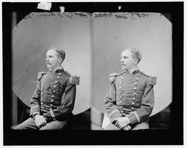 Paine, J.E. (Paymaster - U.S. Army)