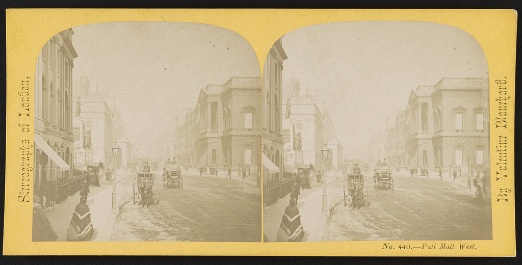 Pall Mall west / By Valentine Blanchard.