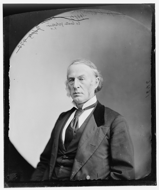 Patterson, Hon. J.W. of N.H.