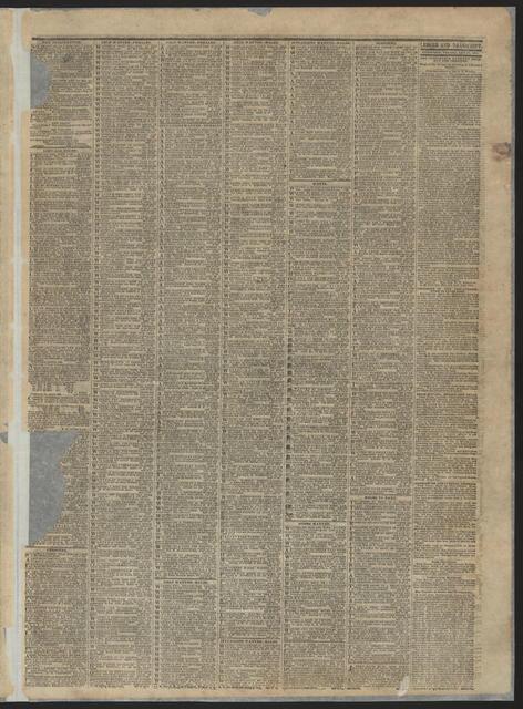 Public Ledger, [newspaper]. April 27, 1865.