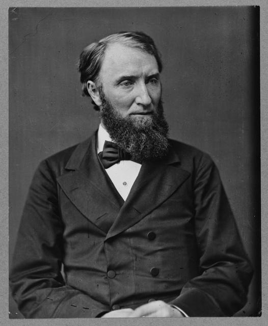 [Representative Joseph G. Cannon]