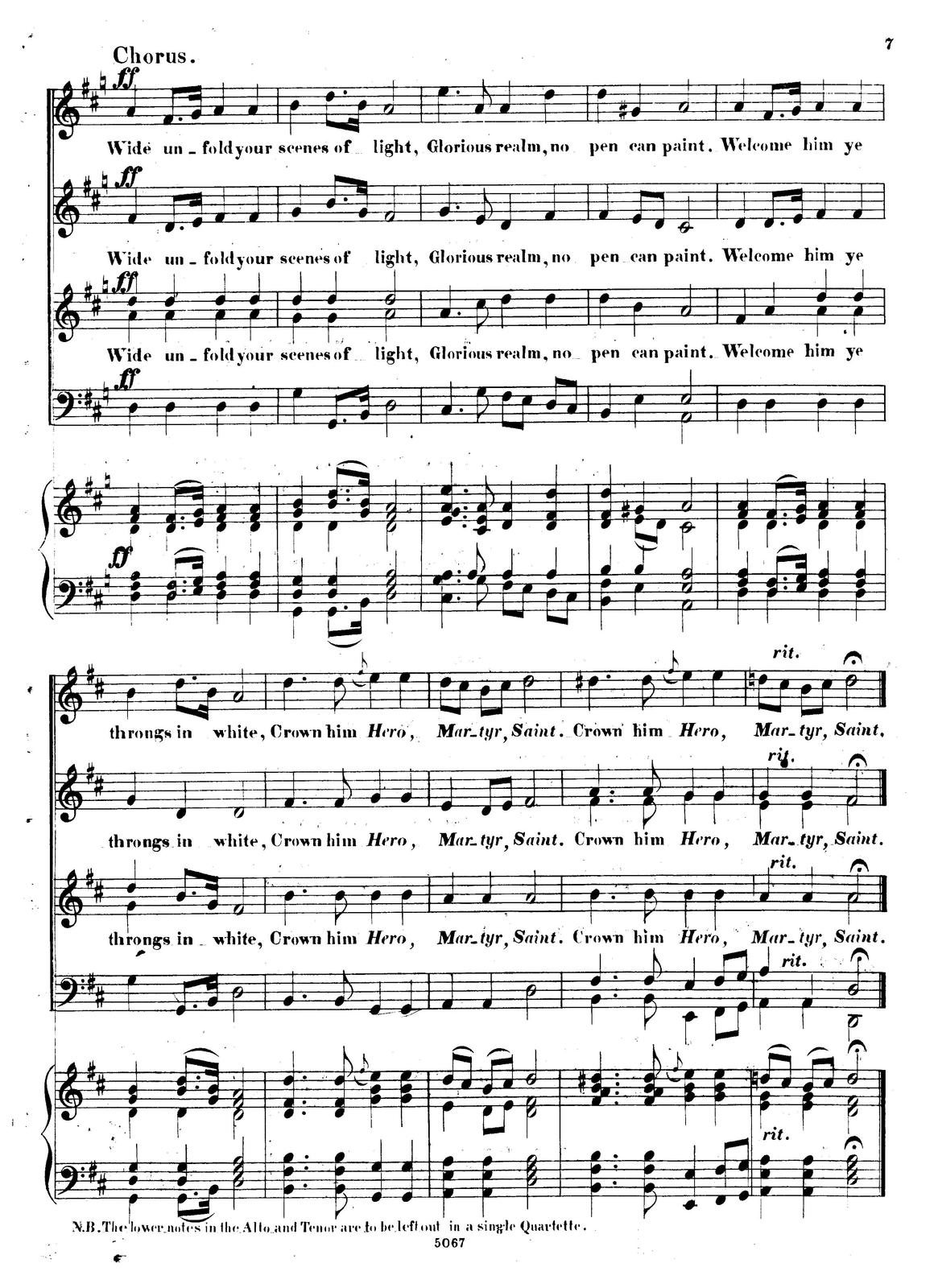Requiem: composed and inscribed to the memory of Abraham Lincoln, the champion of universal liberty by M. Keller.