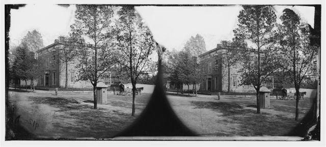 [Richmond, Va. Residence of Alexander H. Stephens, Vice President, C.S.A.]