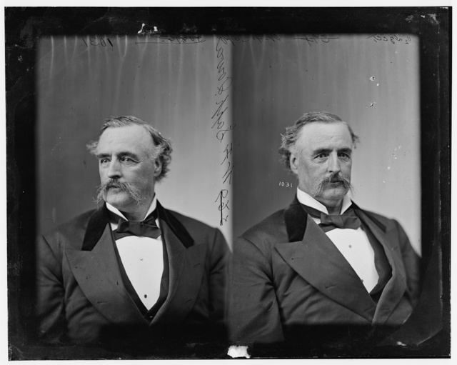 Sapp, Hon. Wm. Fletcher of Iowa. Lt Col of 2nd Nebraska Cavalry U.S.A. in 1862