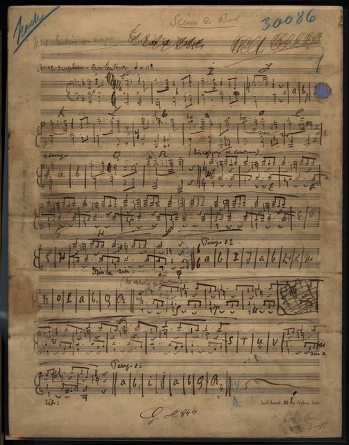 Scènes de bal: Entrée des masques, op. 17 by Jules Massenet