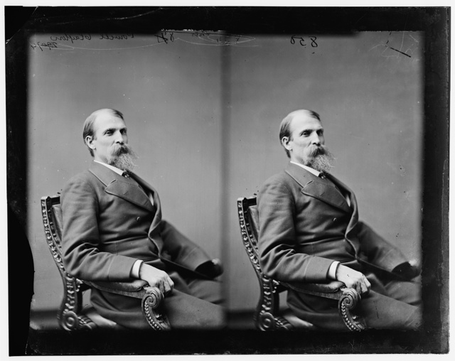 Sen. Powell Clayton Gov. of Arkansas, Col. of 5th Kansas vol. cav. U.S.A.