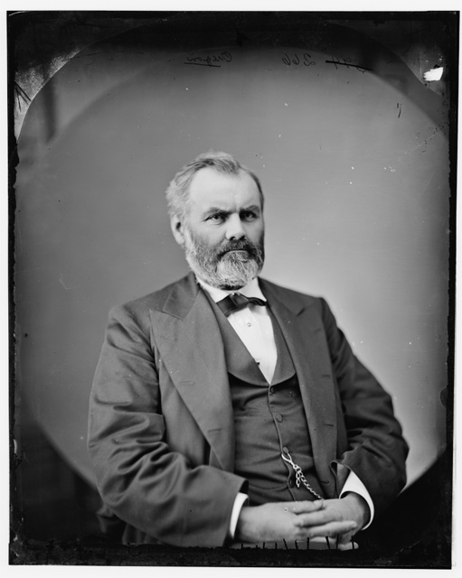 Slater, Hon. James Harvey of Oregon