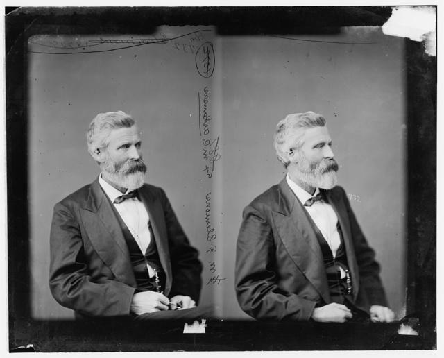 Slemons, Hon. Wm Ferguson of Ark. Colonel in Price's cavalry