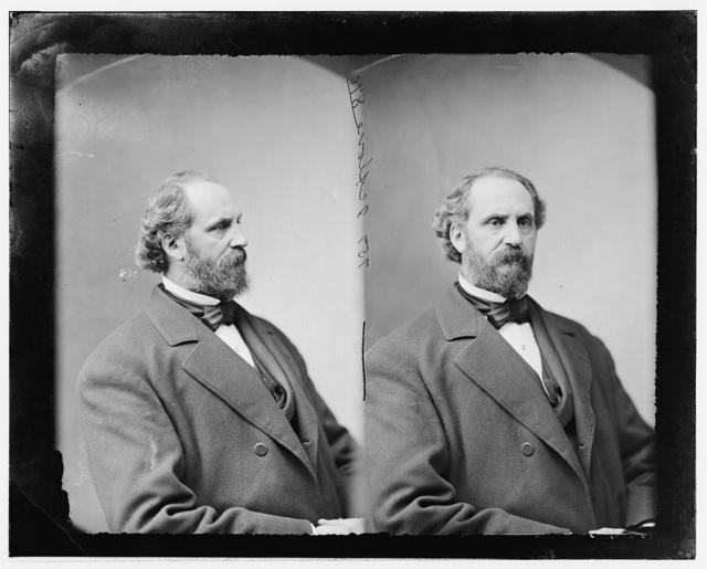 Stone, Hon. Joseph Champlin of Iowa, 1st Iowa Cav.