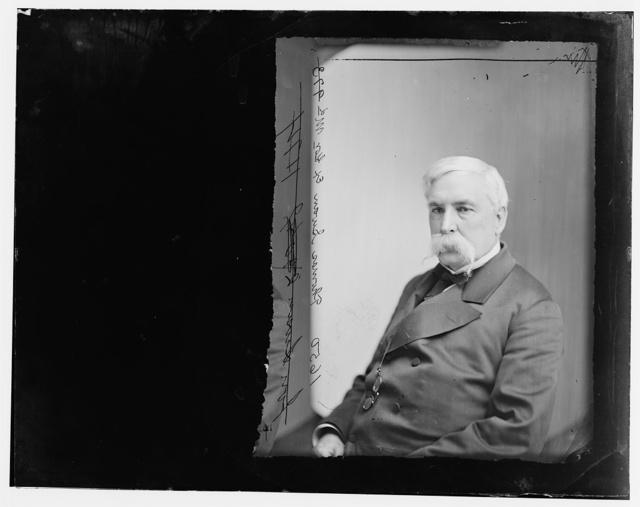Swann, Hon. Thomas, Gov. of Md.