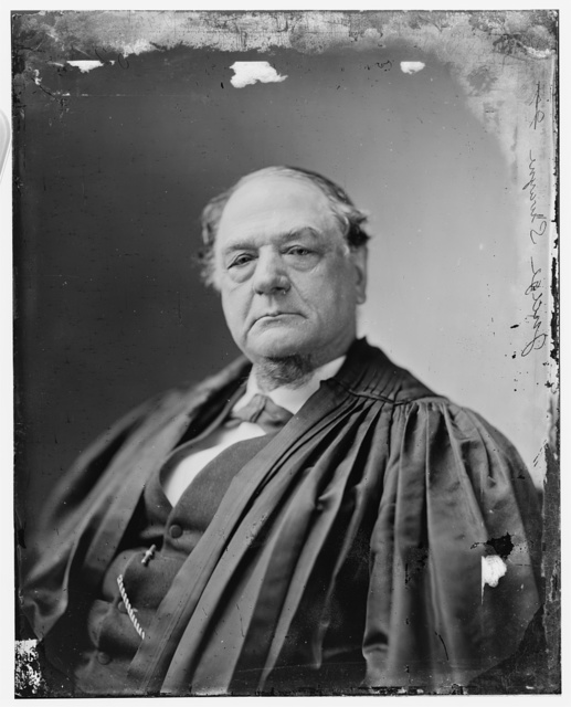 Swayne, Judge Noah H. Born in Culpeper Co. Va. Dec. 7, 1804 (U.S. Supreme Court) Received good education in Waterford, Va. appointed to Supreme Court by Lincoln 1862