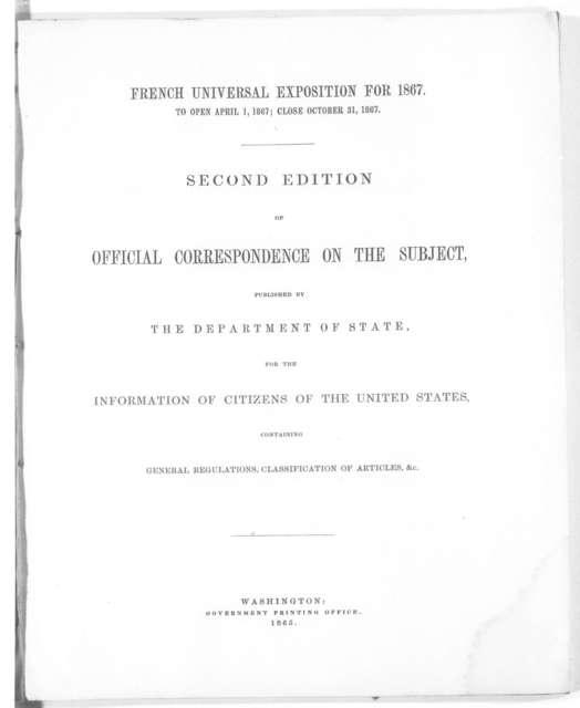 Telegraph---1865-1866