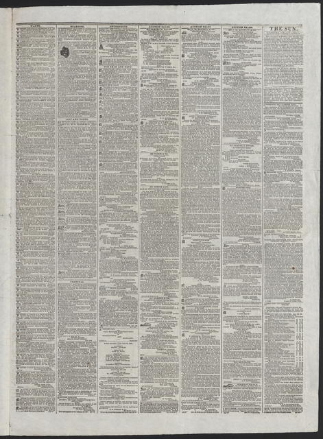 The Sun, [newspaper]. May 8, 1865.