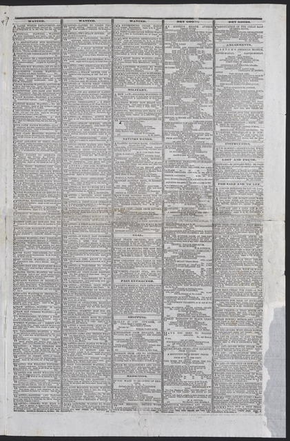 The Sun, [newspaper]. New York, April 17, 1865.