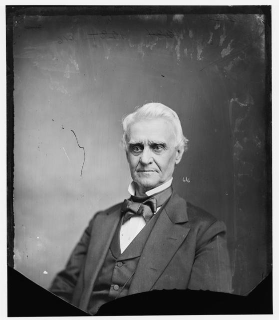 Thompson, Hon. R.W. of Ind.