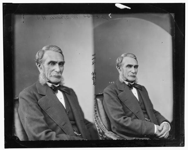Thos. Baldwin Peddie M.of C. of N.J. B.-Edinburgh, Scotland 1808. D-Newark, 1889 emigrated to America in 1833 - located in N.J. served 2 terms in state legislature. twice elected Mayor of Newark. M.C. 1877-1879
