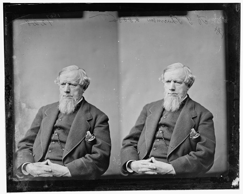 Thurman, Hon. Allen G. Senator of Ohio. Born in Lynchburg, Va. Nov 13, 1813