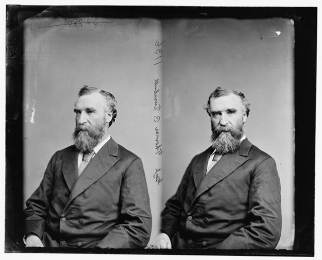 Turnbull, General Thomas C. U.S.A. (not in uniform)