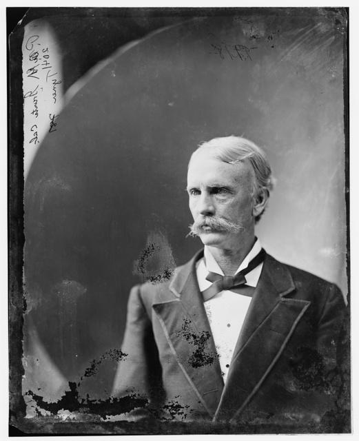 Tyner, Hon. James N. of Ind. (Post-Master General in Grant's Admn.)