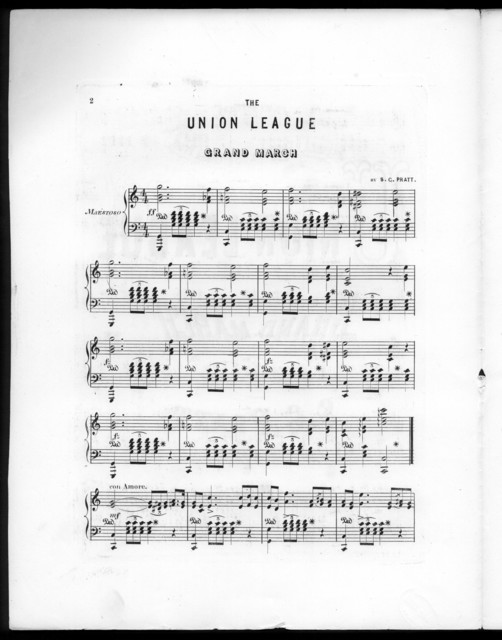 Union league grand march