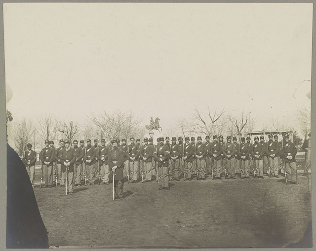 Veteran Reserve Corps. Wash., D.C. Apr. 1865