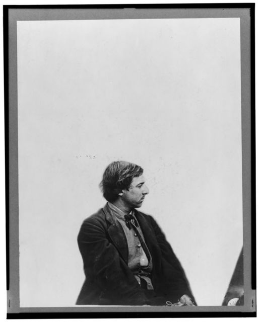 [Washington, D.C., 1865 - David E. Herold, one of the Lincoln assassination conspirators]