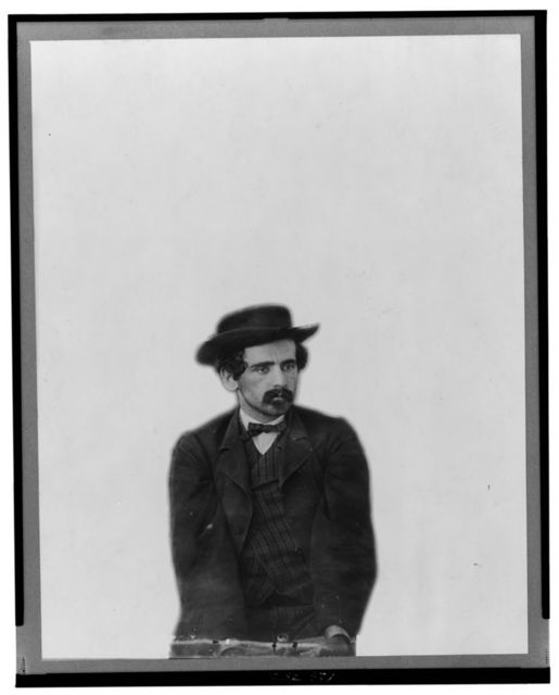 [Washington, D.C., 1865 - Michael O'Laughlen, one of the Lincoln assassination conspirators]
