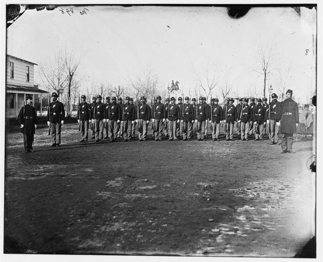 Washington, District of Columbia. Company C, 10th U.S. Veteran Reserve Corps