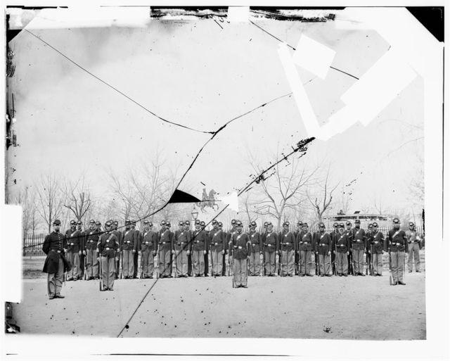 Washington, District of Columbia. Company H, 10th U.S. Veteran Reserve Corps