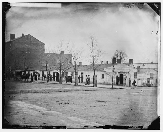 Washington, District of Columbia. Government repair shops; Plumber's shop