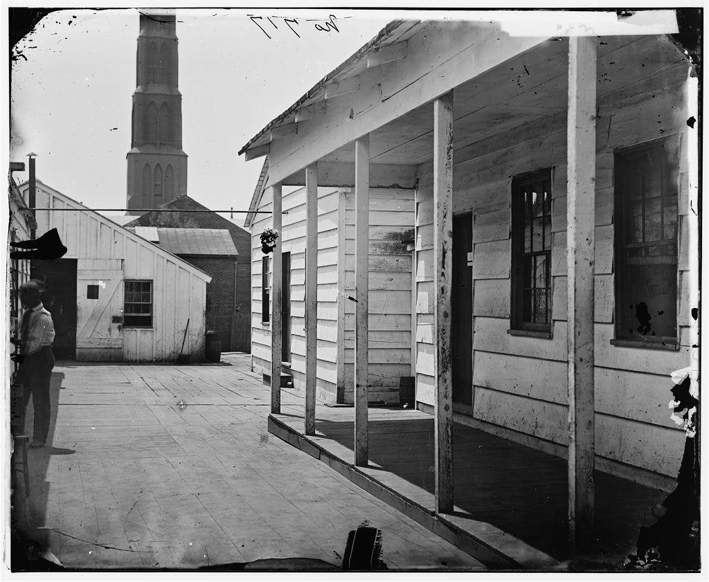 Washington, District of Columbia. Sanitary Commission Home Lodge