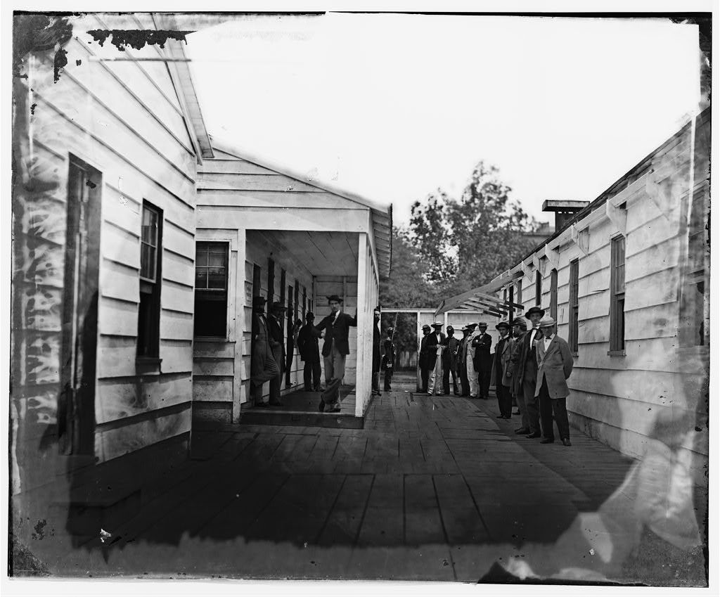 Washington, District of Columbia. Sanitary Commission Lodge
