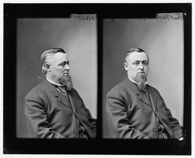 Welch, Hon. Frank of Nebraska